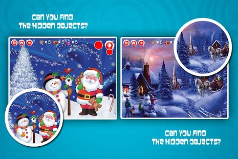 Hidden Christmas Gifts - Free - screenshot