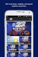 Screenshot of 23 News to Go