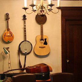 Music Room by David Nelson - Artistic Objects Musical Instruments ( music room,  )