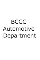 Screenshot of BCCC Automotive