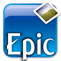 EpicBlue Sfondi icon