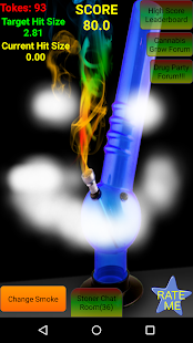 Bong Smoke Drawing: Weed Smoke - screenshot