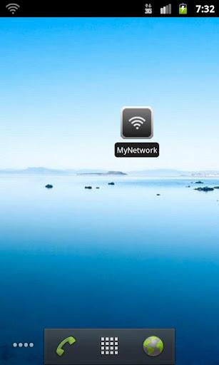 Wifi Reconnect Widget