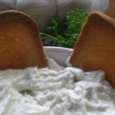 Garlic and Herb Cream Cheese Spread