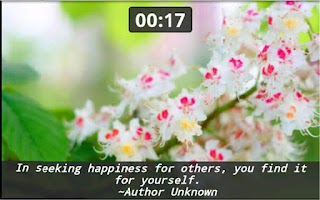 Screenshot of Let Go Sadness