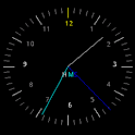 24h Analog Clock icon