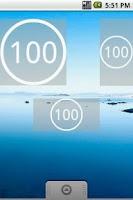 Screenshot of Circle Battery Widget (Donate)