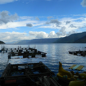 Beautiful Tongging, North Sumatera by Diadjeng Laraswati H - Landscapes Cloud Formations (  )