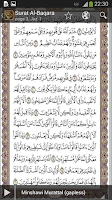Screenshot of Quran Kareem - Read Offline