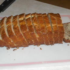 Southern Living's Cream Cheese Banana Bread