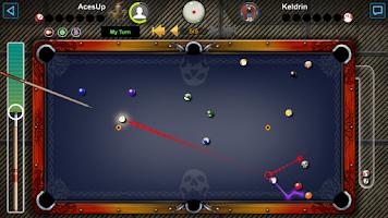 Screenshot of Yahoo Pool