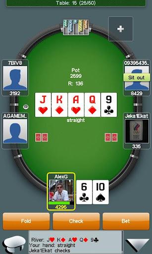 JagPlay Texas Poker - screenshot