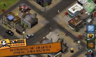 Screenshot of Zombie Raiders Classic