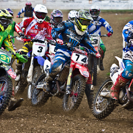 by Mike Ross - Sports & Fitness Motorsports ( northampton, motocross, mike ross, milton malsor, mx )