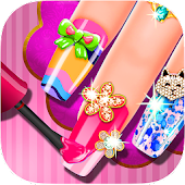 Game Princess Nail Salon version 2015 APK