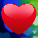 Valentine's Day Flying Hearts icon