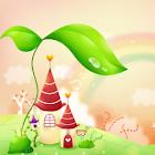 3D Fairy Tale Cartoon Live wp icon