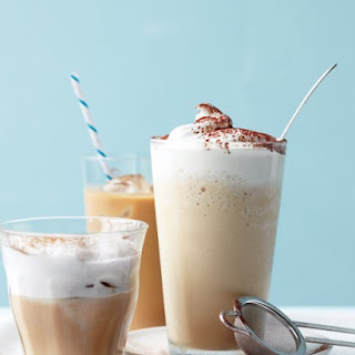 Frozen Cappuccino Recipes