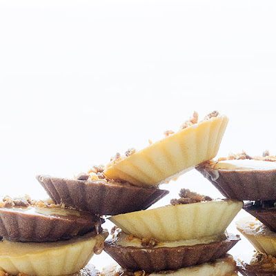 Peant Butter & Honey Mini Pies