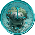 Manatee 2 Analog Clock icon