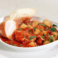 Portuguese One Pot Chicken and Potatoes