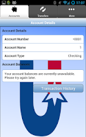 Screenshot of United 1st MobileMoney
