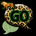 GO SMS THEME/JungleFever2 icon
