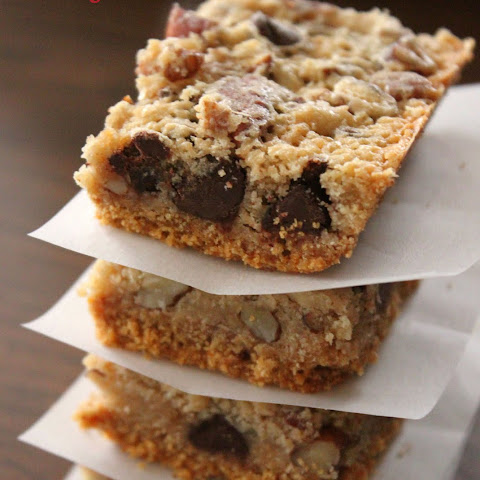 Kentucky Derby Pie Bars