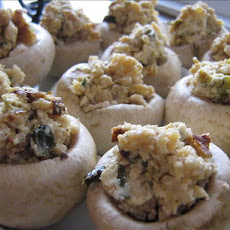 Blue Ribbon Stuffed Mushrooms