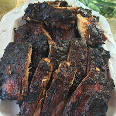 Dry Rubbed Ribs