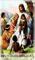 Screenshot of Historias Biblicas