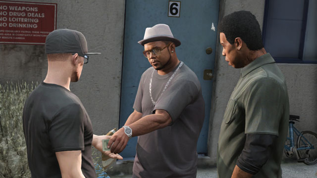 GTA Online title update 1.05 arrives today