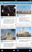 Screenshot of Budapest Travel Guide