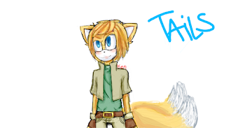 Tails in my style