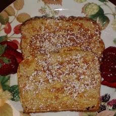 French Toast Ala South Beach