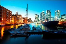 Apartments In Canary Wharf London