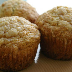 Streusel Sour Cream Muffin Coffeecakes