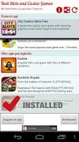 Screenshot of Best New Slots & Casino Games