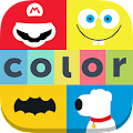 Colormania - Color the Logo APK for Bluestacks