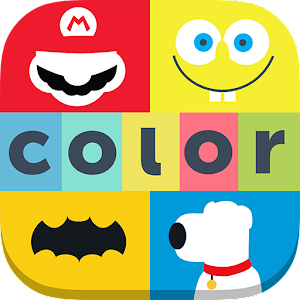 Guess the colors of your favorite icons and logos in COLORMANIA! APK Icon