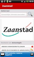 Screenshot of Zaanstad