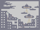 Thumbnail of the map 'Alien invasion'