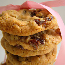 Lemon Raisin Filled Cookies
