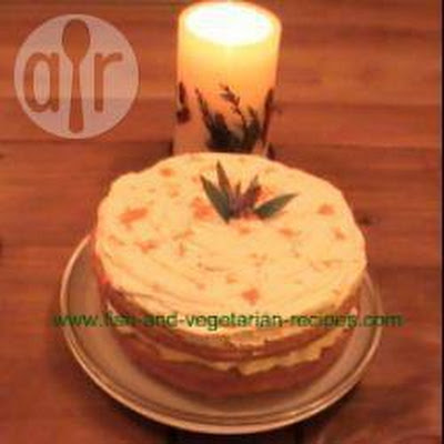 Carrot Cake For Christmas