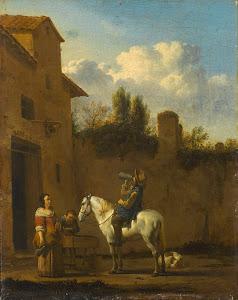RIJKS: Karel Dujardin: painting 1660