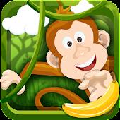 Monkey Safari Run-Badland Kong APK for Bluestacks