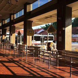 Bus Interchange by Koh Chip Whye - Transportation Other (  )