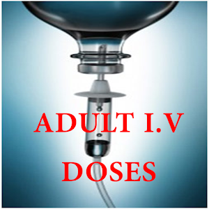 adult intravenous doses