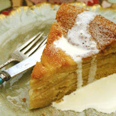 Drunken Apple Cake Recipe