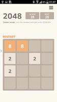 Screenshot of 2048 PvP Arena